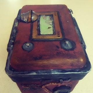 RFID Treasure Box