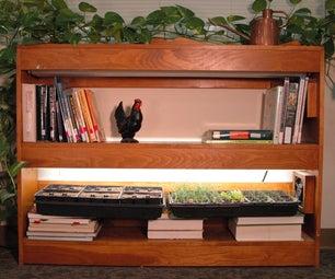 Growlight Bookshelf