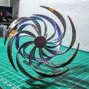 风旋转- 3D打印