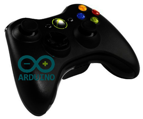 Xbox 360 Wireless + Arduino