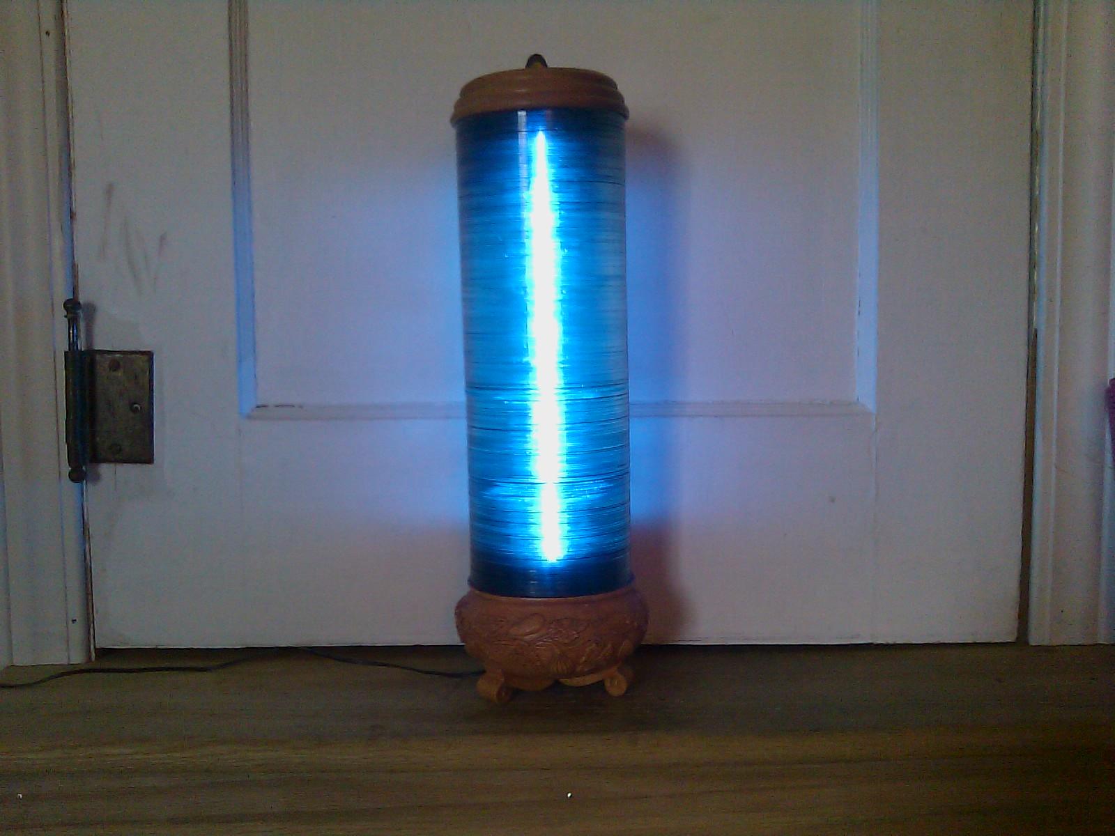 CD tower light