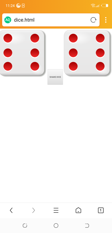 How to Code a Simple Random Virtual Dice