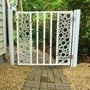PVC Garden Gate