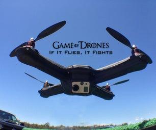 Game of Drones - If It Flies, It Fights!