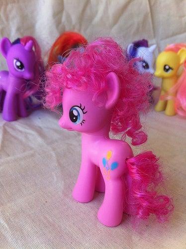 Perming Plastic Ponies