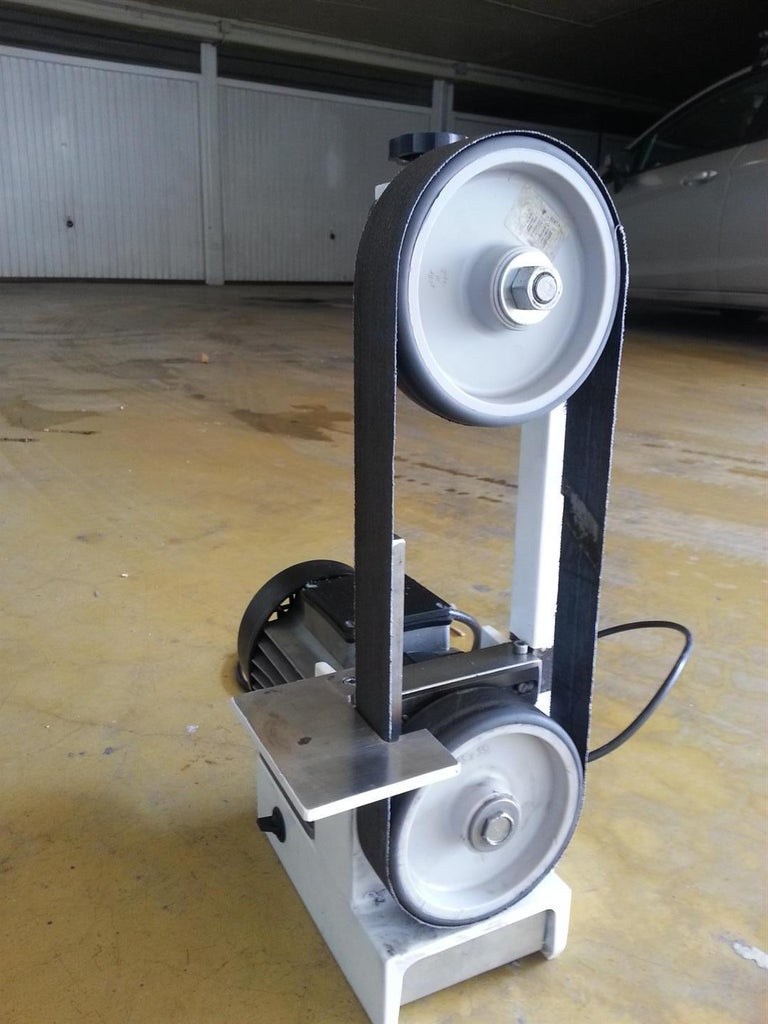 DIY - Mini Belt Sander