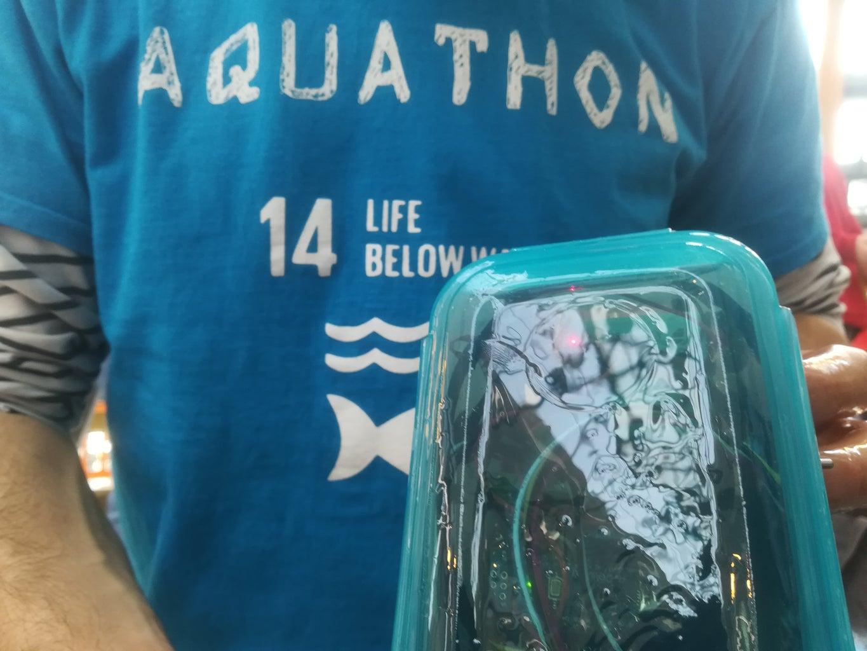 Ocean Temperature Sensor for Deep Under Water