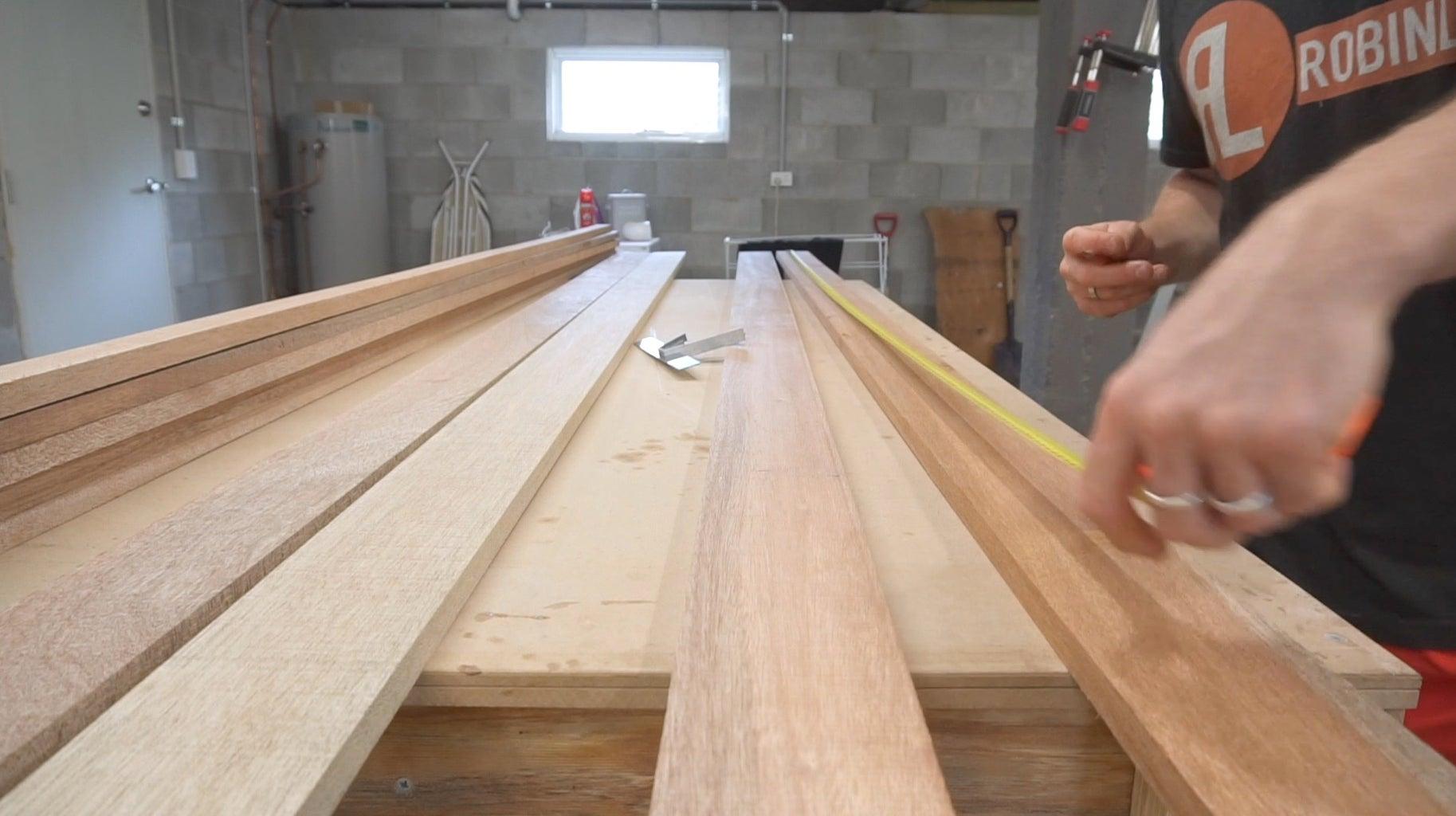 Build the Crib Frame