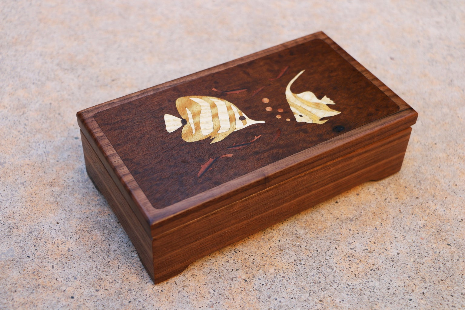 Laser Marquetry & Inlays - Advanced Technique