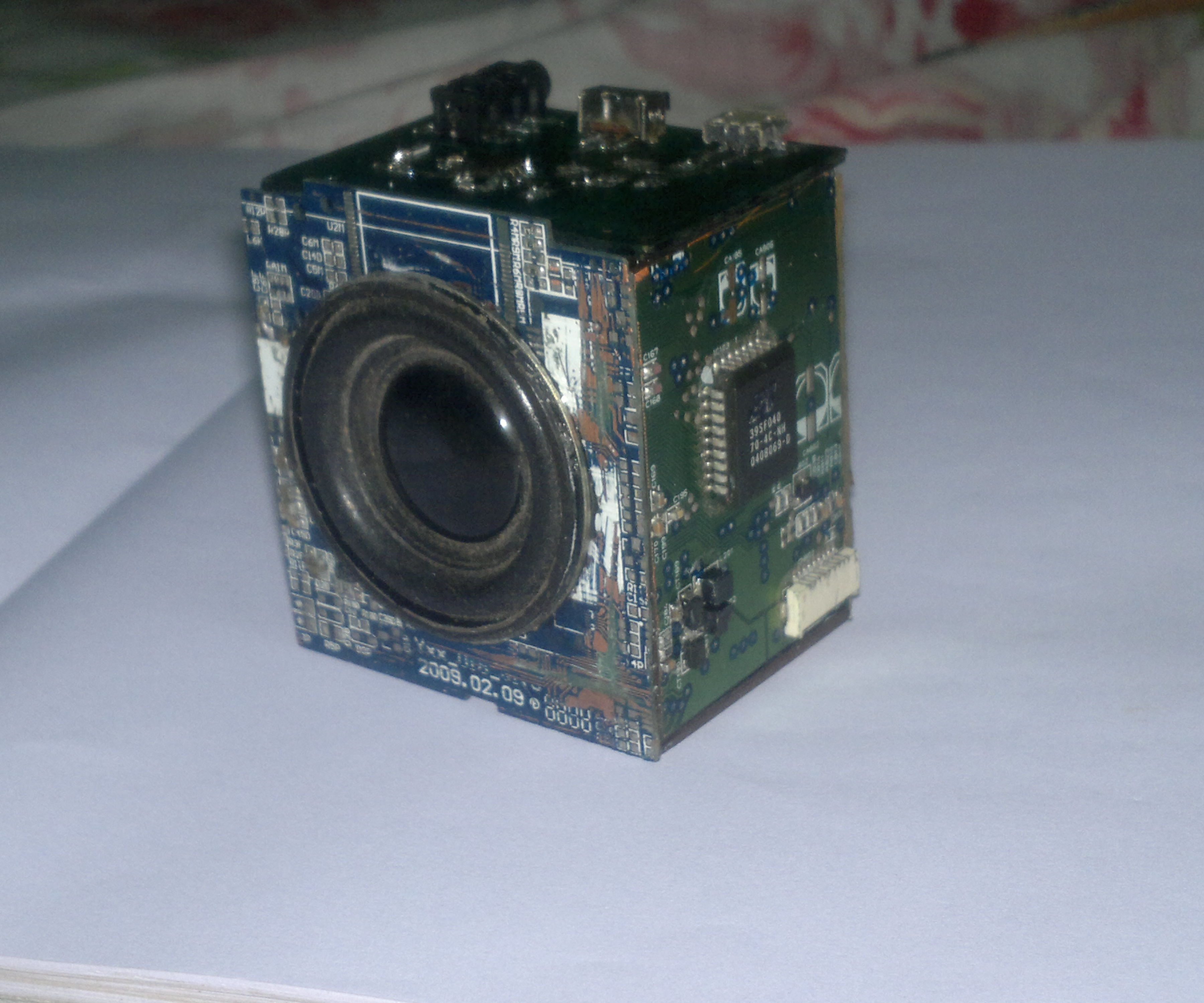 The PCB Speaker....!
