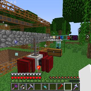 Minecraft BuildCraft 1.7.10 How to Build a Quarry