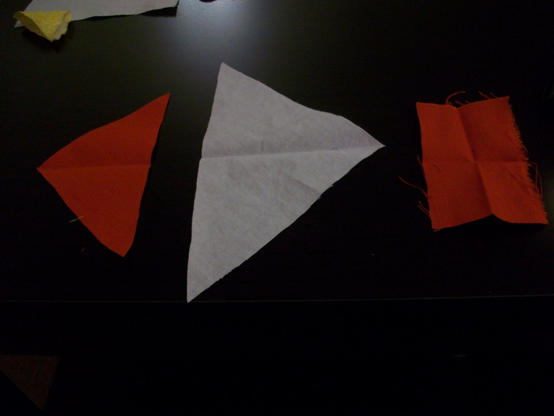 Step 1 - Cutting
