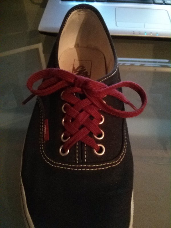 Cool Way to Lace Shoes