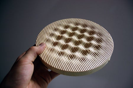 Make Awesome 3D Geometry by Programming CNC-code