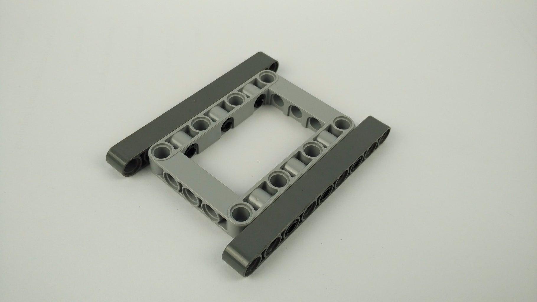 Assembling Leg Components