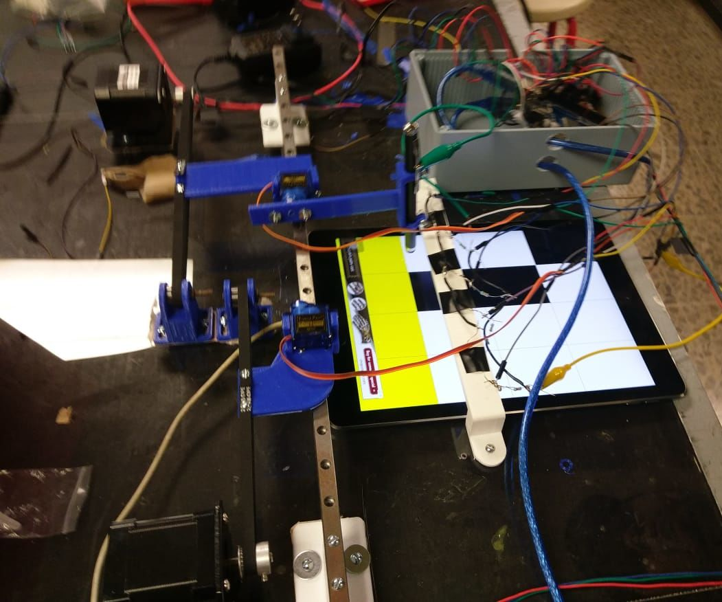 Laboratorio Mecatronico