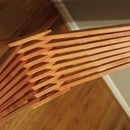 Wooden Outdoor Folding Chair