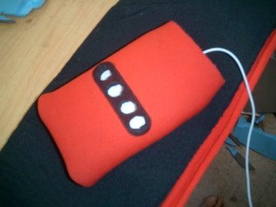 Bonus Leftover Ipod Case..