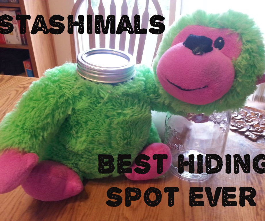 Stashimal: great hiding spot