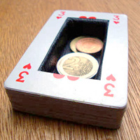 Playing Card Safe