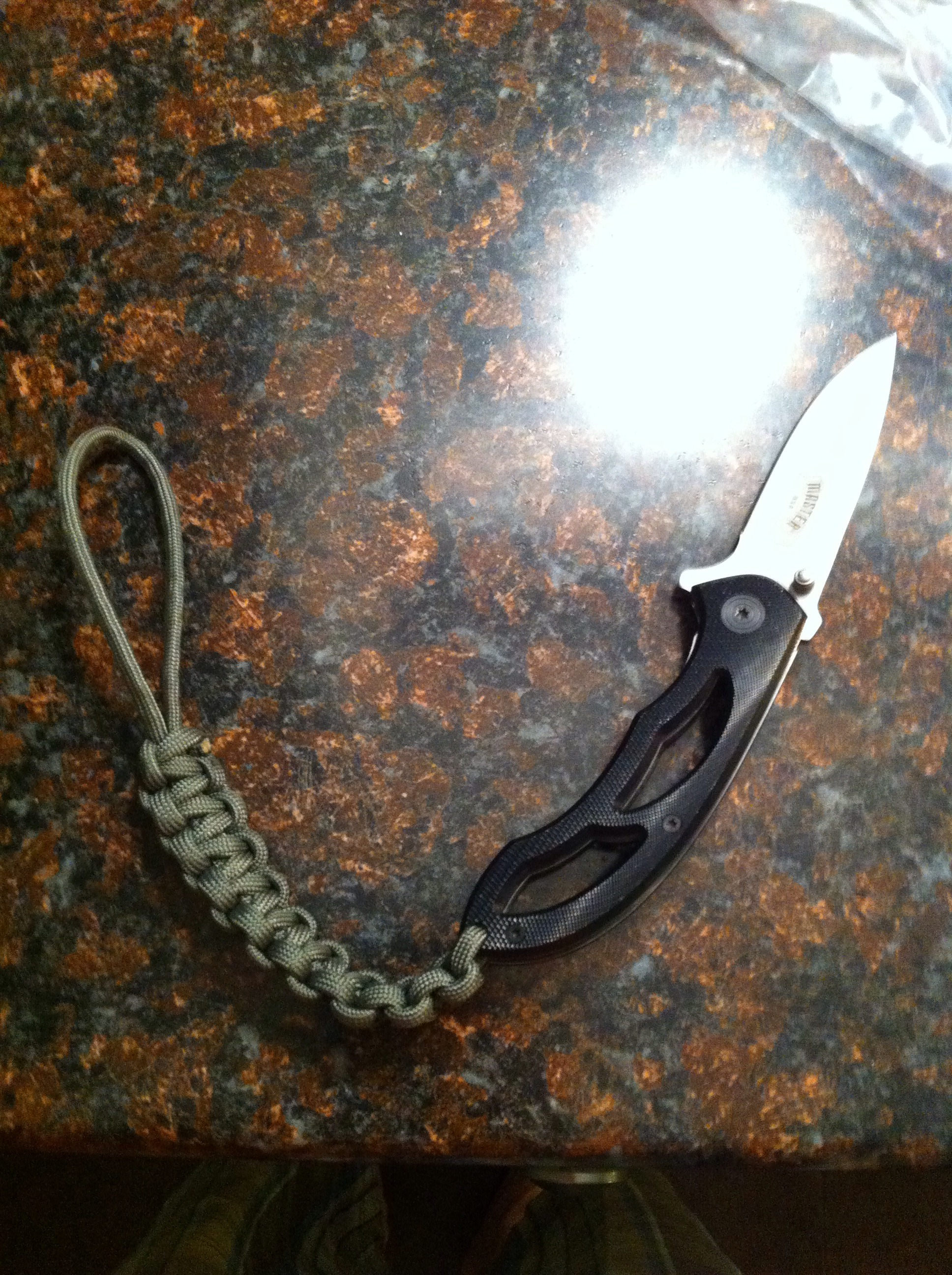 Knife Bracelet