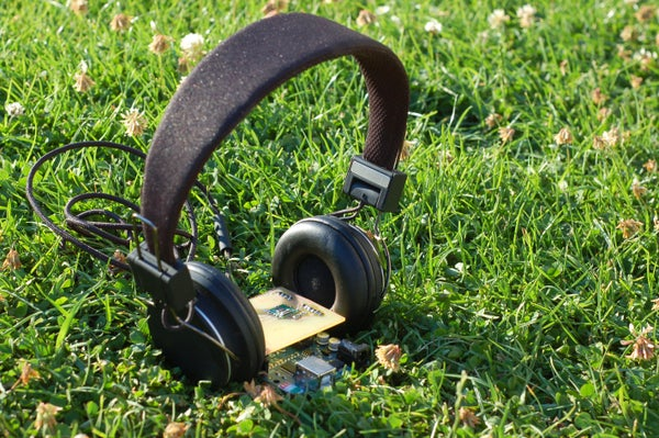 Arduino FM Radio Receiver Shield