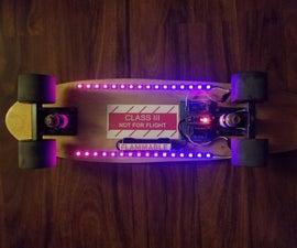 Longboard Underglow