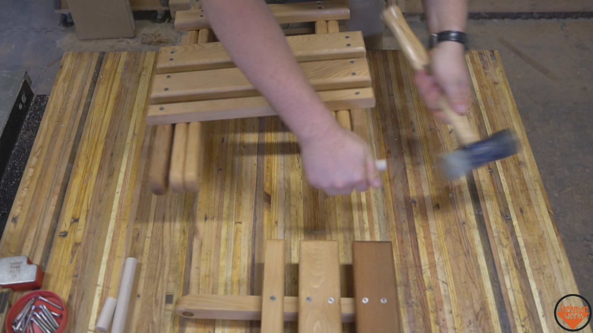 Collapsible Folding Adirondack Table 5 Steps With Pictures Instructables