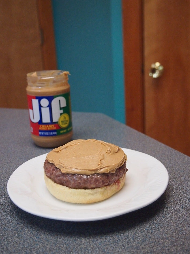 Assembling the Burger