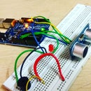 Arduino security alarm
