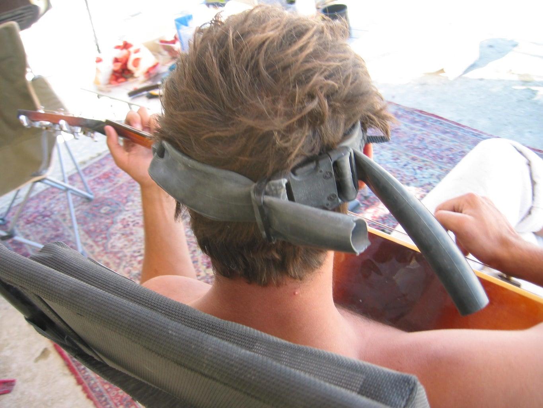Innertube Goggle Strap