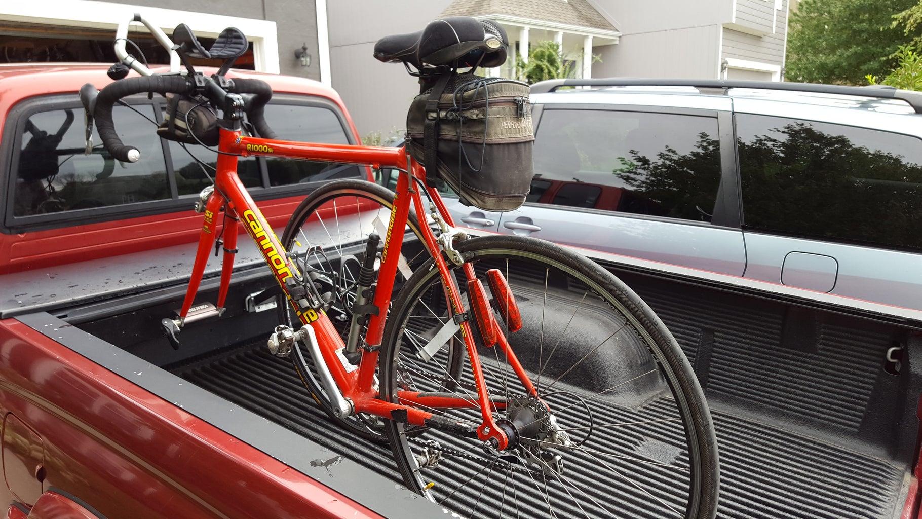Pickup Bike Rack