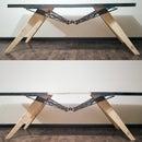 Demountable-Expandable Table