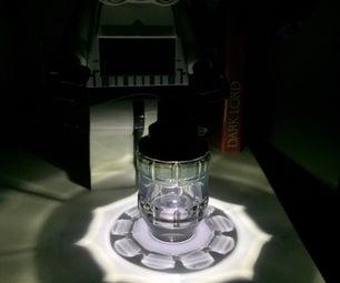 Spice Bomb Hand Grenade Lamp