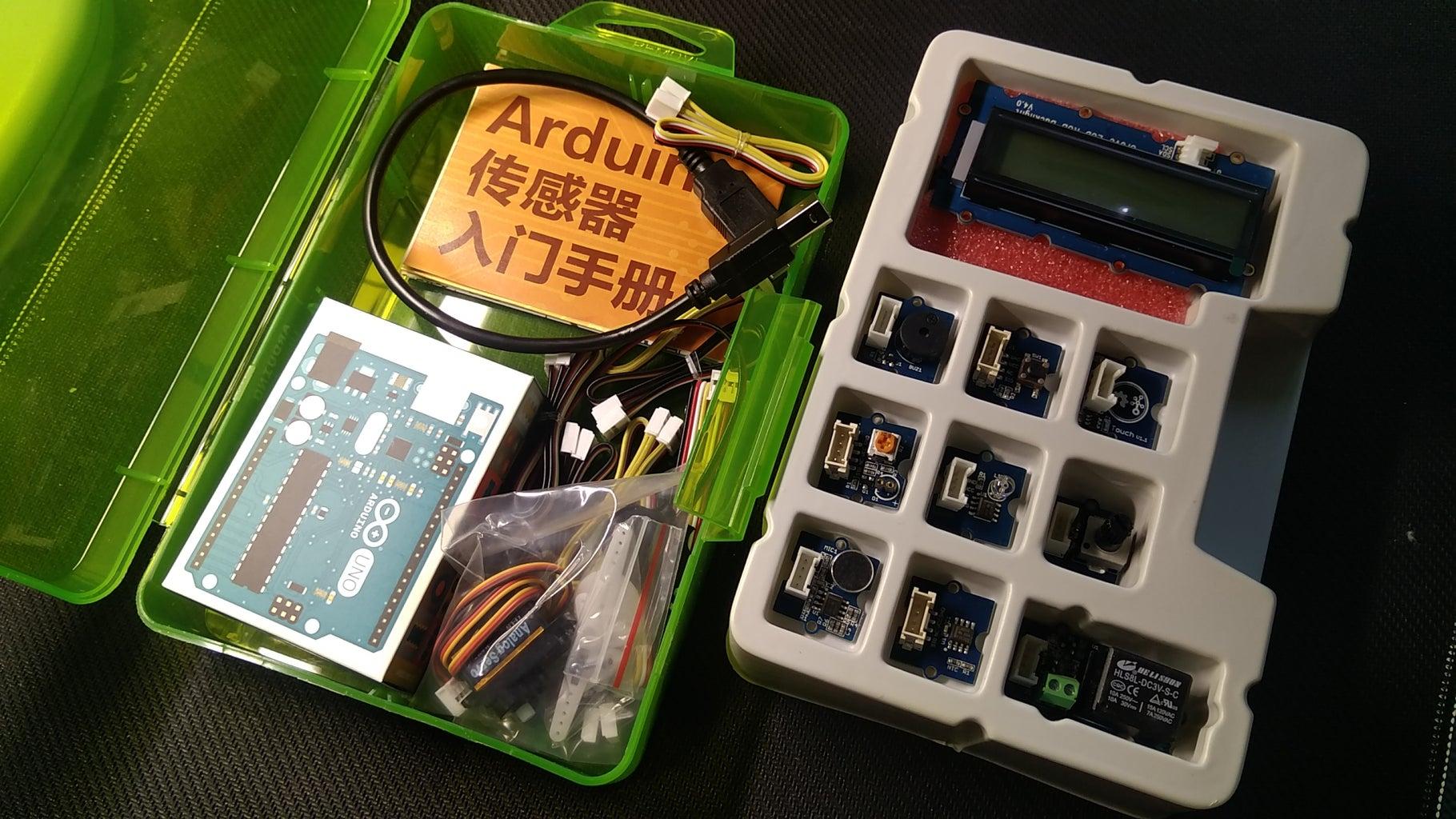 Magic Sensor Test Box