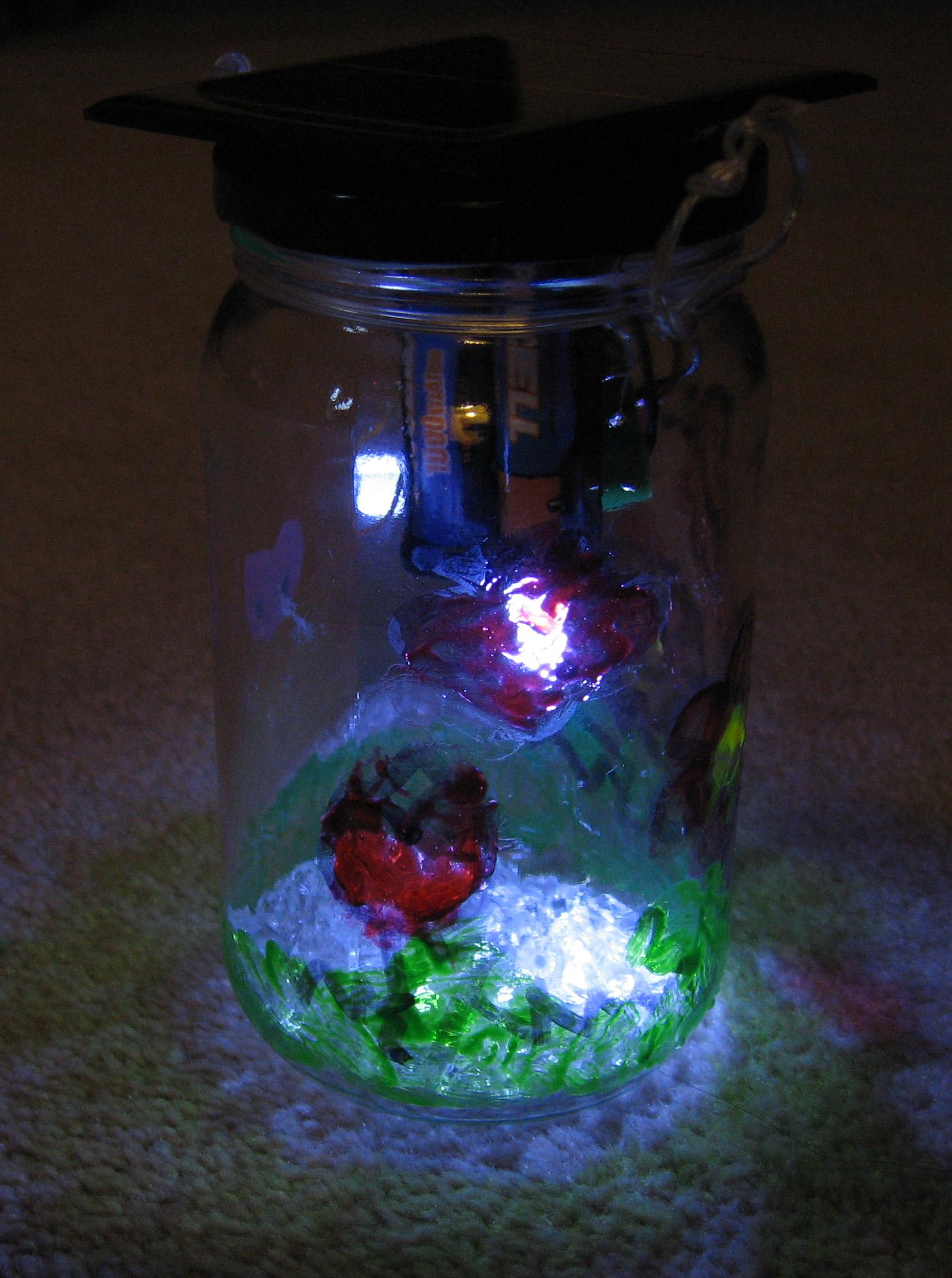 Kid's Green Tech - Solar Garden Lamp Kit