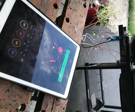 Phone/Tablet Controlled Pellet Grill (Traeger)