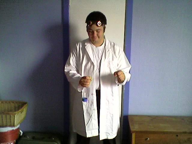 Mad Scientist Steampunk Goggles