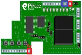 Connecting the L289N to the PiFace