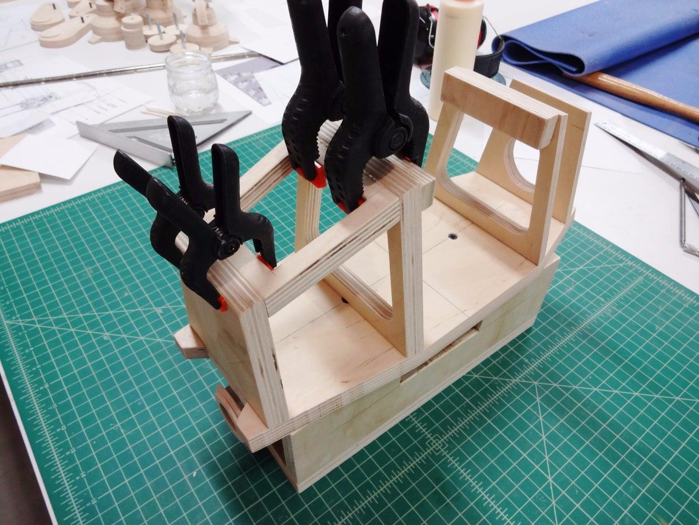 Glue Up Body Frame