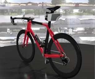 Bike Embedded Landscape Scanner