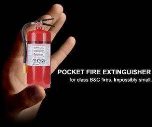POCKET FIRE EXTINGUISHER