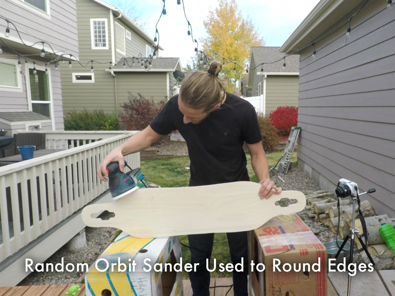 Cutting and Shaping the Board