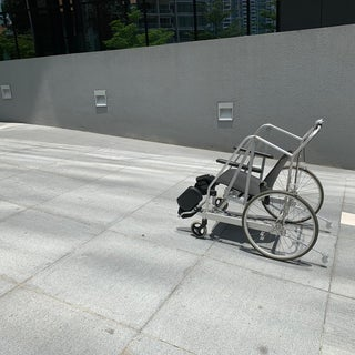 Feel Safe Wheelchair