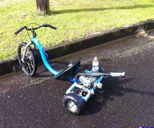 Motorized Drift Trike!!!