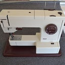 Replacing the Light Switch on a Pfaff 1200 Sewing Machine