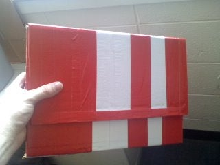 How to Make a Minimalistic (and Cheap) Laptop Case