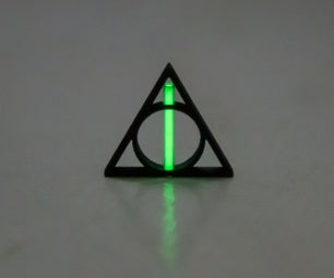 Glowing Dealthy Hallows