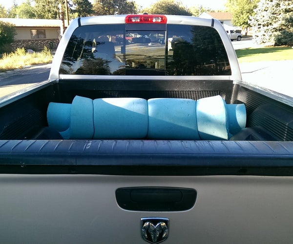 Truck Bed Tuck Bed