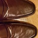 Repurposed Shoe Shine Sponge